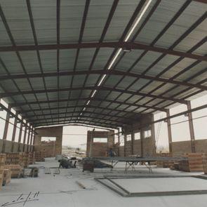 Construcció de la primera nau
